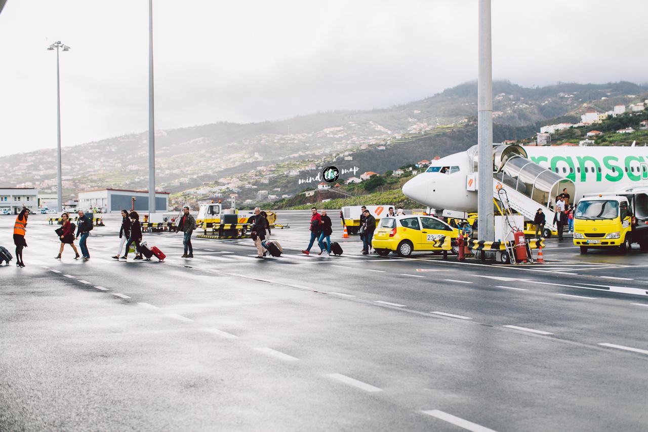 airport Madeira