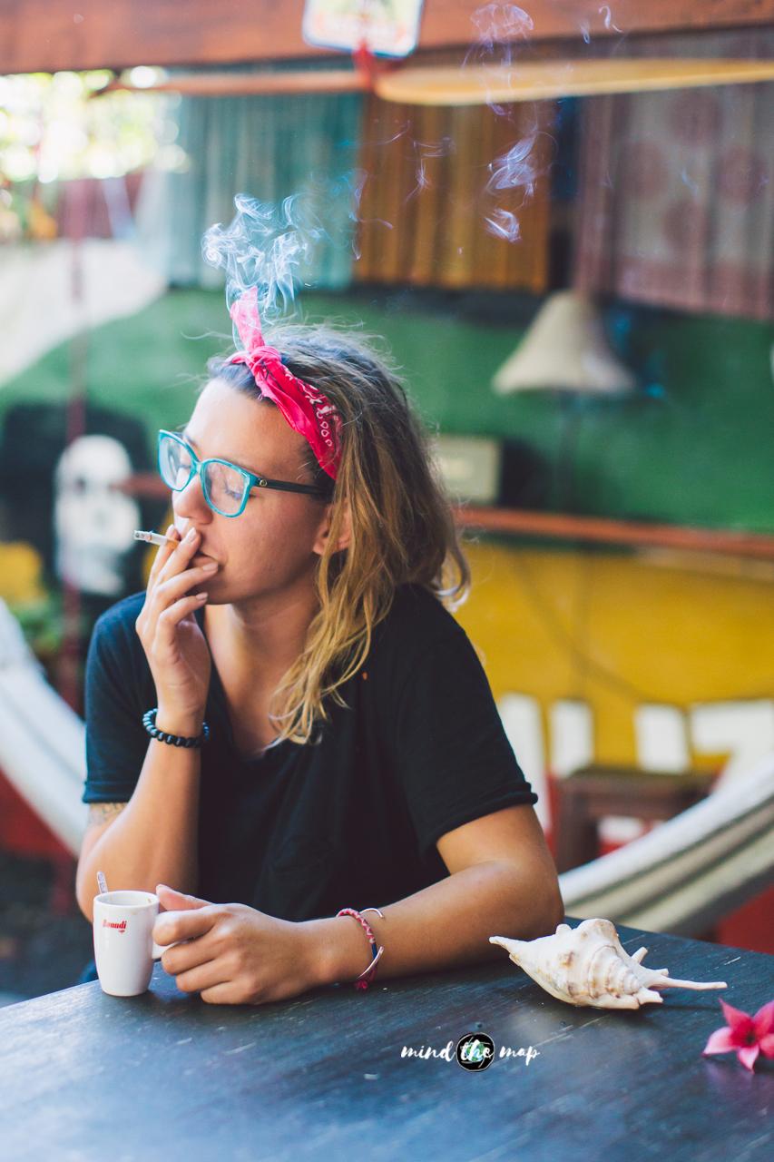 Fabiana in Madeira