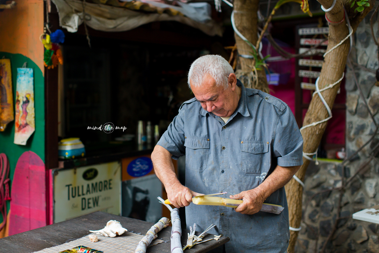 sugar cane tasting