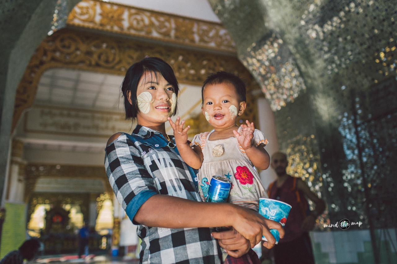 myanmar burma thanaka